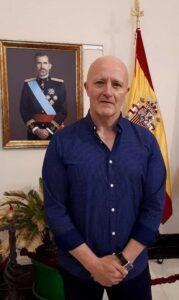 Pregonero de las Glorias 2019 D. Félix Gutiérrez Moreno.