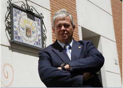 D. Juan Antonio Nieto Peláez (2013-17)
