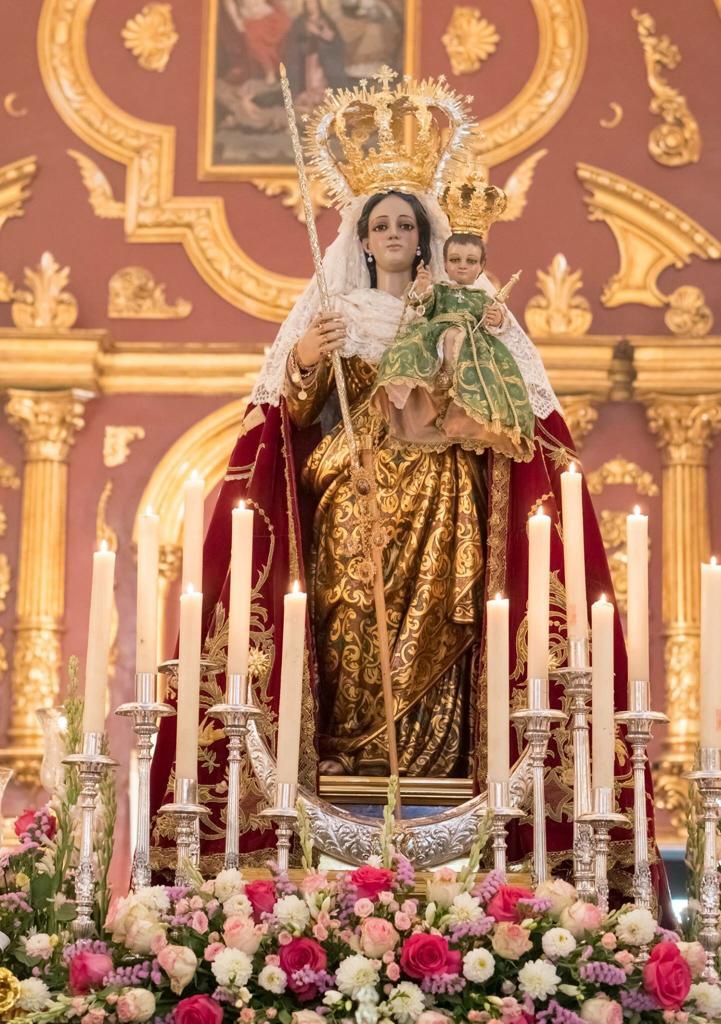 Bajada de la Stma. Virgen de la Candelaria y San Blas